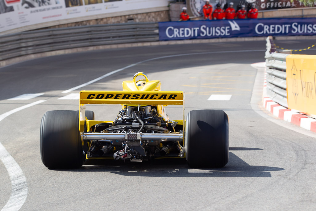 Fittipaldi F5A - Chassis: F5A-2 - Driver: Max Smith-Hilliard  - 2018 Monaco Historic Grand Prix