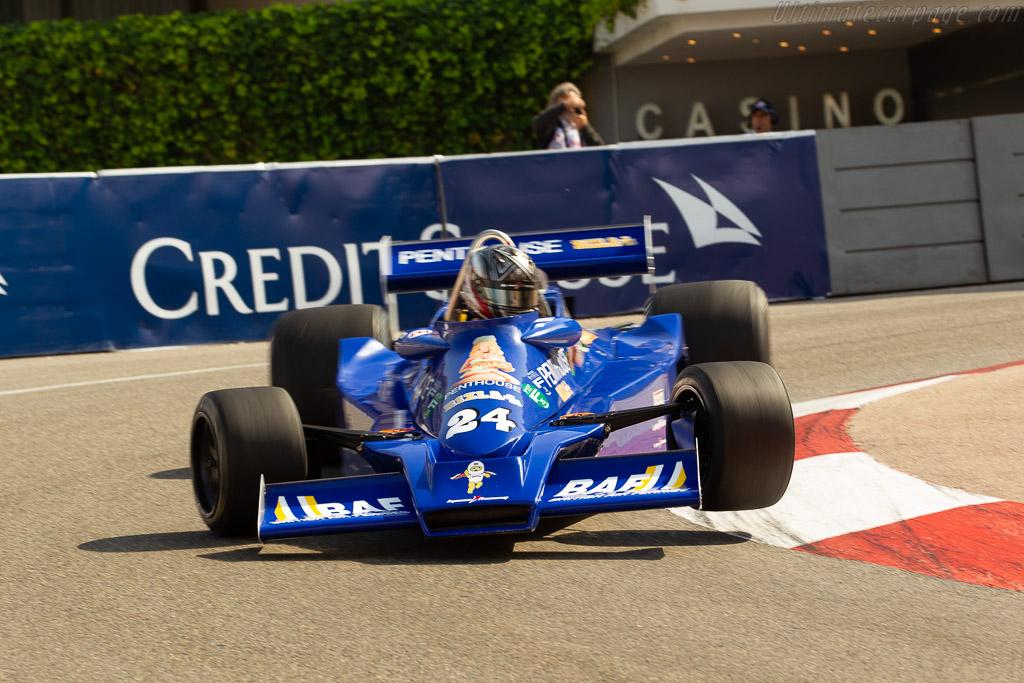 Hesketh 308E - Chassis: 308E/1-2 - Driver: Michael Lyons  - 2018 Monaco Historic Grand Prix