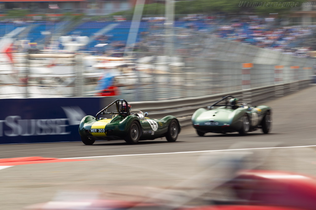 Lister Maserati - Chassis: BHL1 - Driver: Ben Short  - 2018 Monaco Historic Grand Prix