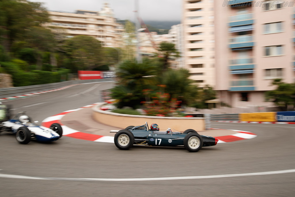 Lola Mk IV - Chassis: BRGP44 - Driver: Jorge Ferioli  - 2018 Monaco Historic Grand Prix