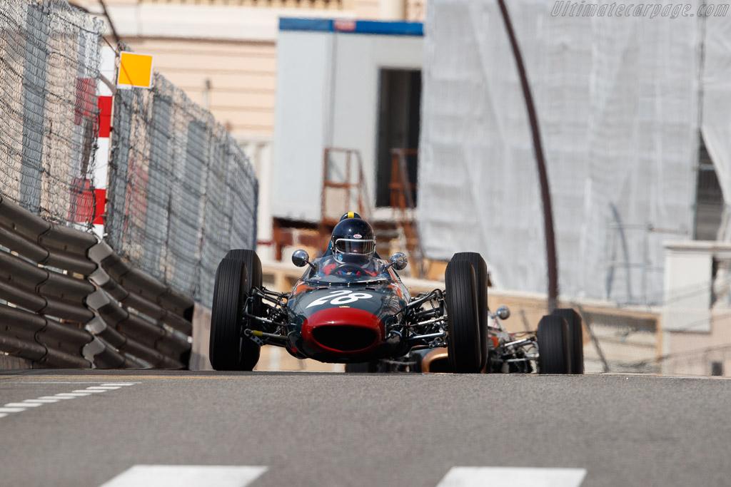 Lola Mk IV - Chassis: BRGP42 - Entrant: Jean Guittard - Driver: Mr. John of B.  - 2018 Monaco Historic Grand Prix