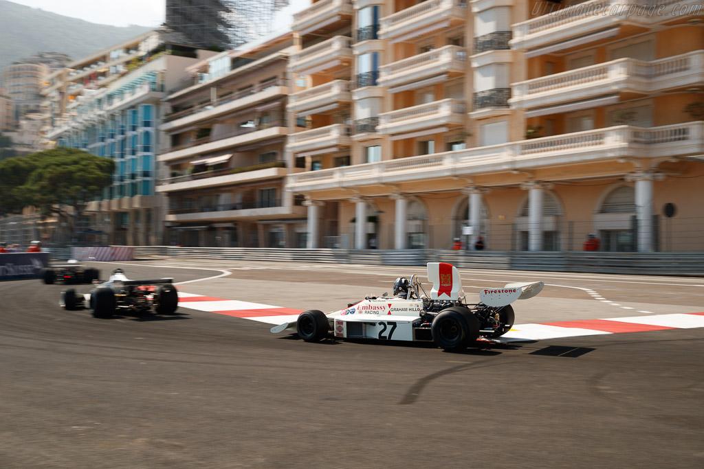 Lola T370 - Chassis: HU1 - Driver: Jamie Constable - 2018 Monaco Historic Grand Prix