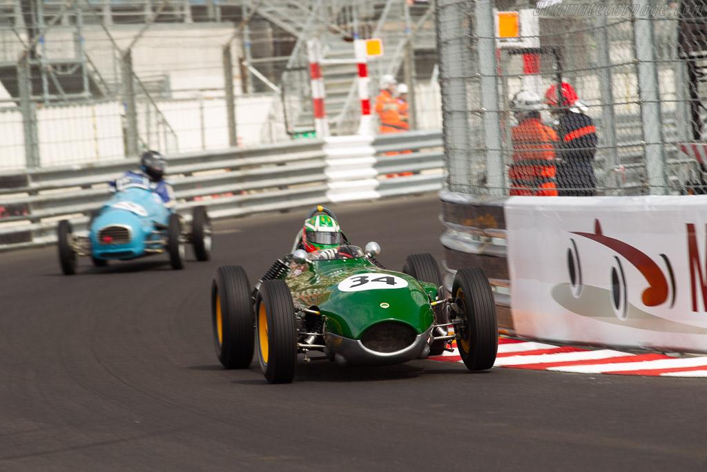 Lotus 16 - Chassis: 365 - Entrant: Classic Team Lotus - Driver: Joaquin Folch-Rusinol  - 2018 Monaco Historic Grand Prix