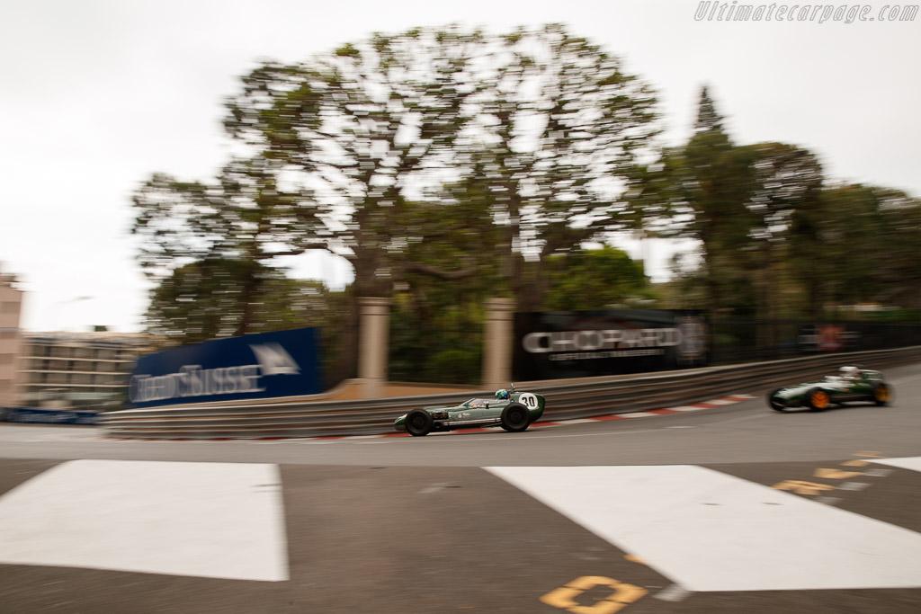Lotus 16 - Chassis: 363 - Driver: Nick Padmore  - 2018 Monaco Historic Grand Prix