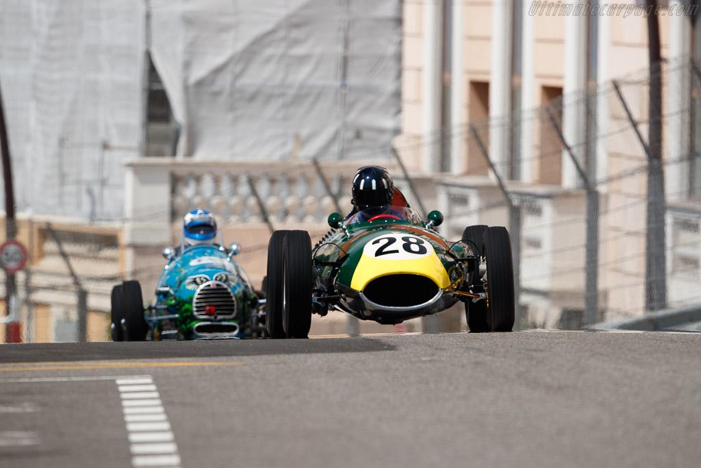 Lotus 16 - Chassis: 362-2 - Driver: Max Smith-Hilliard  - 2018 Monaco Historic Grand Prix