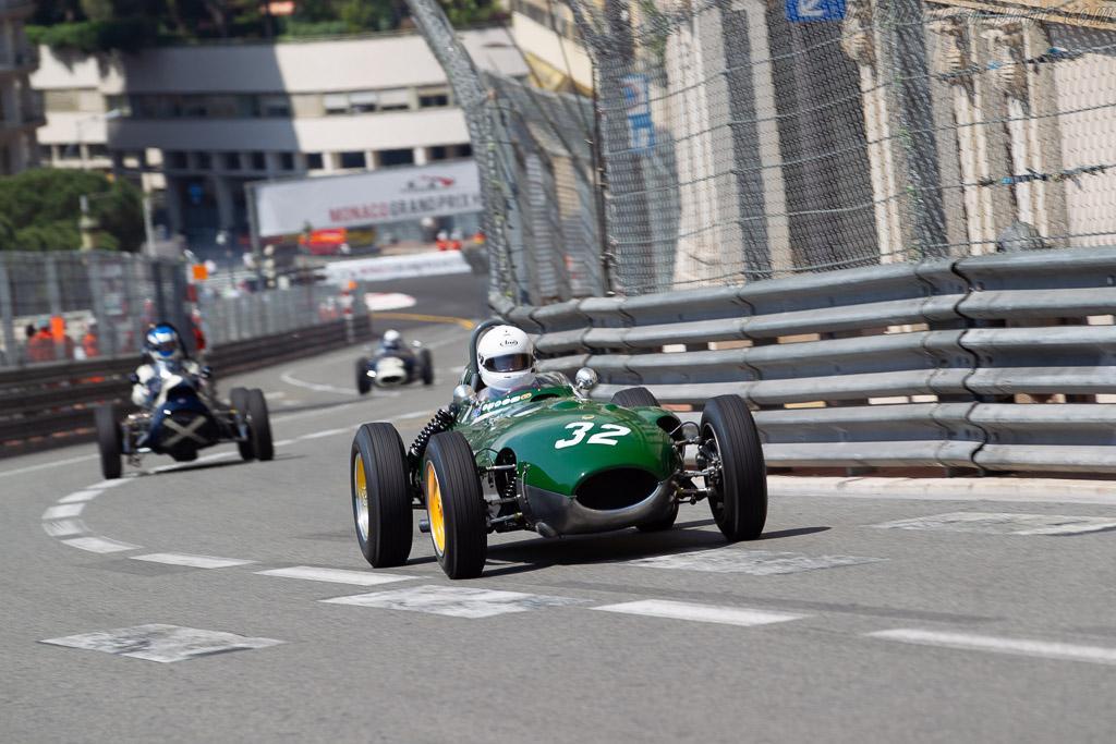 Lotus 16 - Chassis: 364 - Driver: Marshall Bailey  - 2018 Monaco Historic Grand Prix