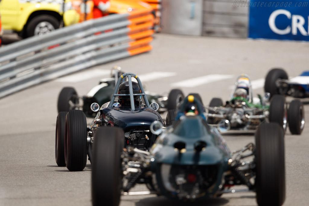 Lotus 18 - Chassis: 912 - Driver: Adam Lindemann - 2018 Monaco Historic Grand Prix
