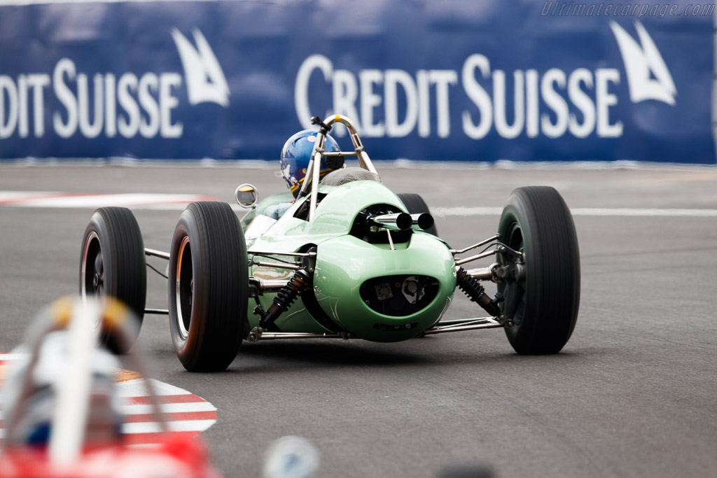 Lotus 24 Climax - Chassis: 944 - Driver: Andrew Beaumont  - 2018 Monaco Historic Grand Prix