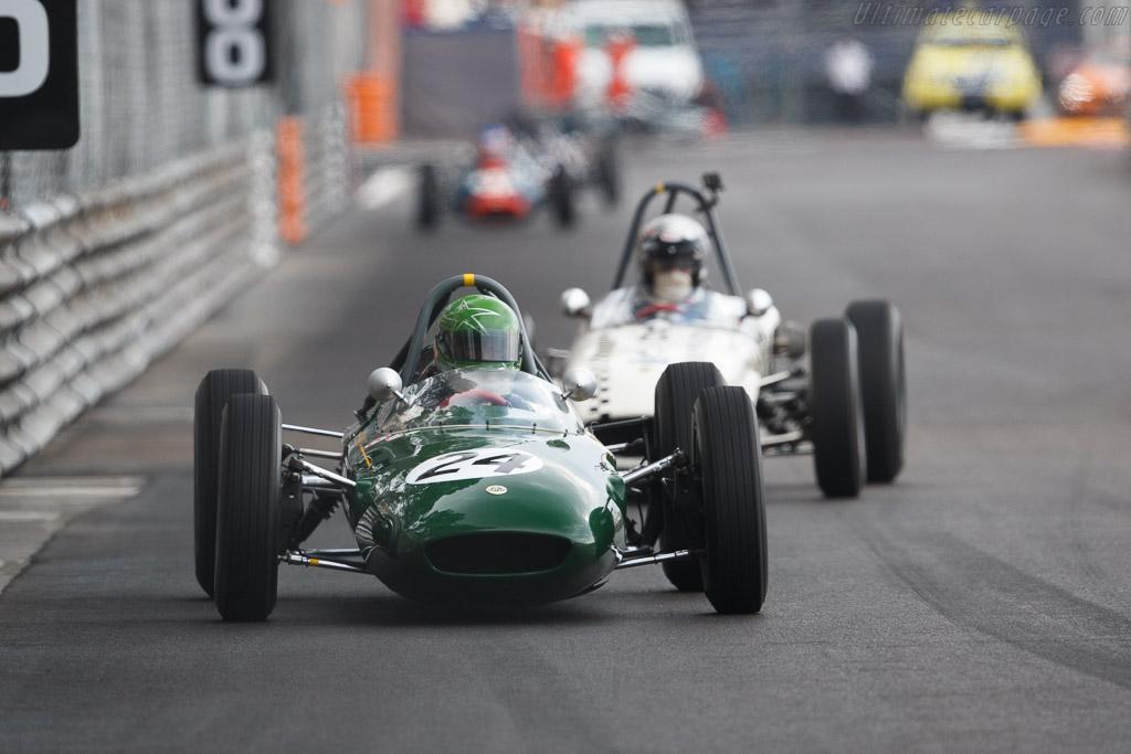 Lotus 24 Climax - Chassis: 950 - Driver: Michel Gendre  - 2018 Monaco Historic Grand Prix