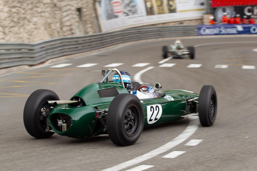 Lotus 24 Climax - Chassis: 949 - Driver: Carlos Miguens  - 2018 Monaco Historic Grand Prix