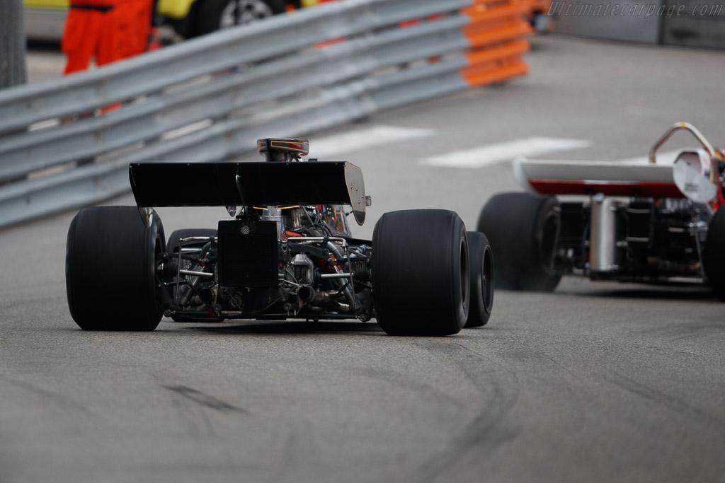 Lotus 72 - Chassis: R6 - Entrant: Classic Team Lotus - Driver: Katsu Kubota - 2018 Monaco Historic Grand Prix