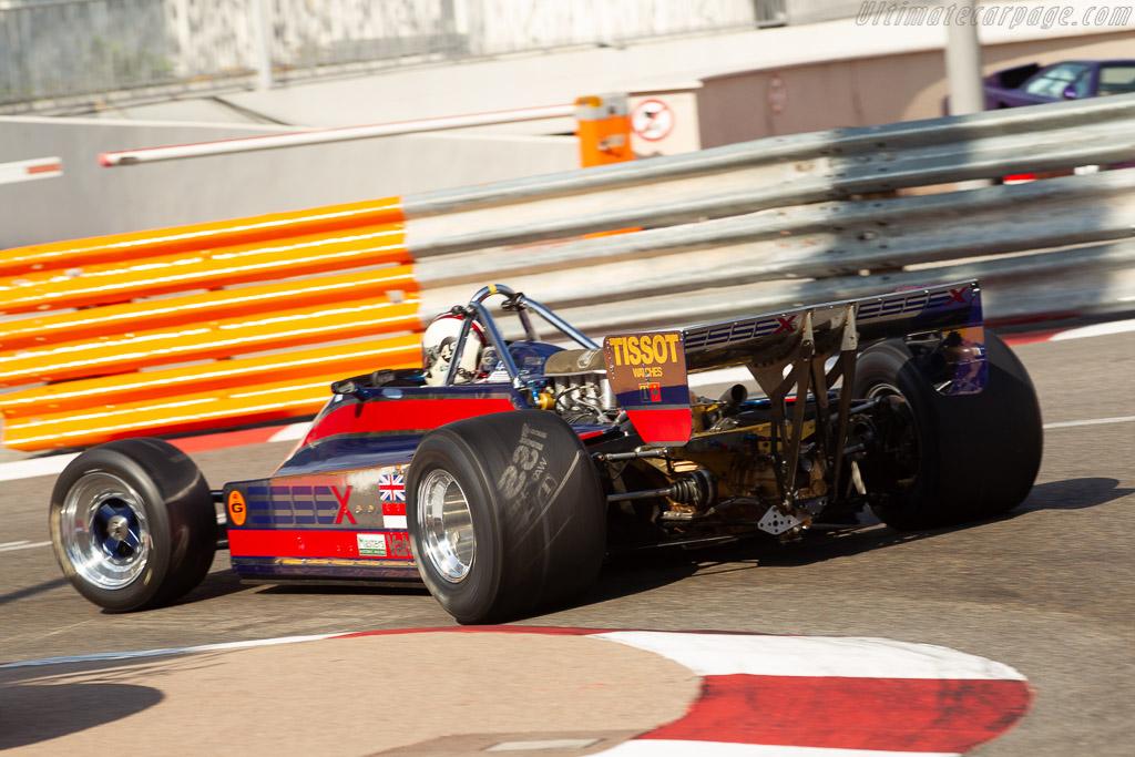 Lotus 81 - Chassis: 81/1 - Driver: Steve Brooks  - 2018 Monaco Historic Grand Prix