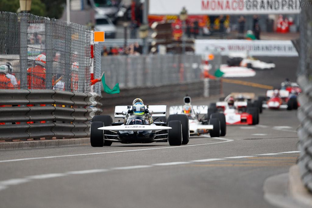 March 711 - Chassis: 711-3 - Driver: Bjorn Wirdheim  - 2018 Monaco Historic Grand Prix