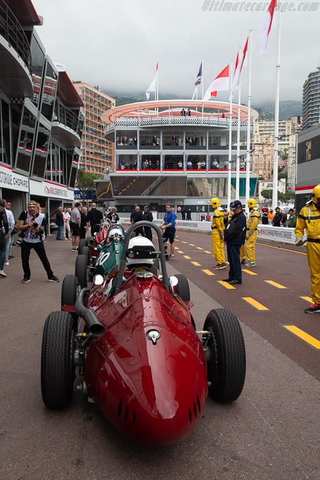 Maserati 250F - Chassis: 2527 - Driver: Jeffrey O'Neill  - 2018 Monaco Historic Grand Prix