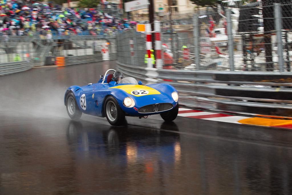 Maserati A6GCS - Chassis: 2062 - Driver: Stefan Hamelmann  - 2018 Monaco Historic Grand Prix