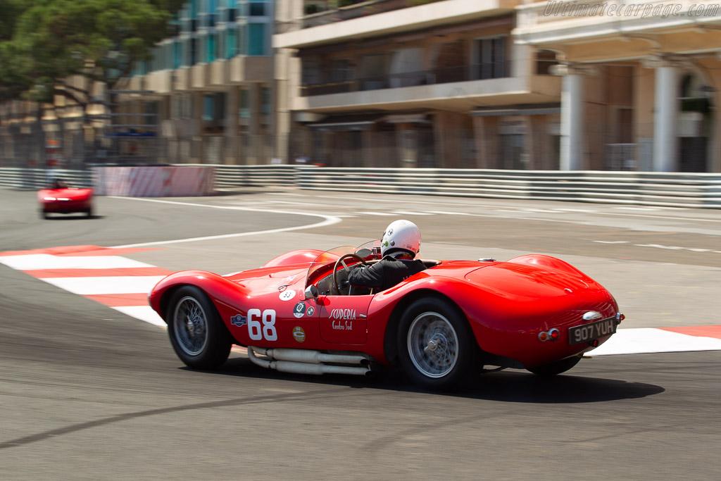 Maserati A6GCS - Chassis: 2085 - Driver: Manuel Elicabe  - 2018 Monaco Historic Grand Prix