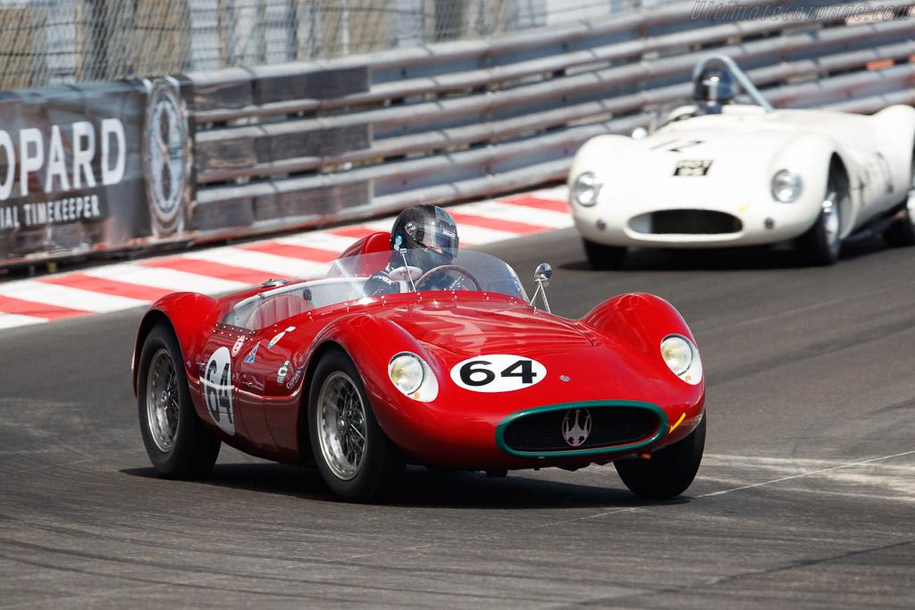 Maserati A6GCS - Chassis: 2082 - Driver: Ulrich Schumacher  - 2018 Monaco Historic Grand Prix