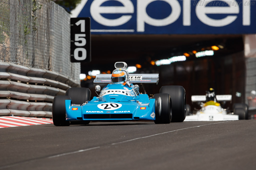 Matra MS120C - Chassis: MS120C-06 - Entrant: Rofgo Racing - Driver: Roald Goethe - 2018 Monaco Historic Grand Prix