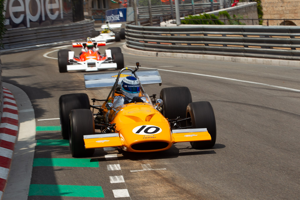 McLaren M14A Cosworth - Chassis: M14A/2 - Entrant: Rofgo Racing - Driver: Mika Hakkinen - 2018 Monaco Historic Grand Prix