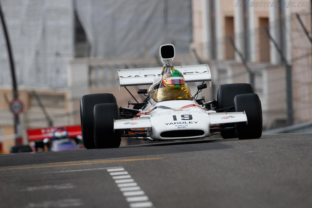 McLaren M19C - Chassis: M19C-2 - Entrant: CGA Race Engineering - Driver: Joaquin Folch-Rusinol  - 2018 Monaco Historic Grand Prix