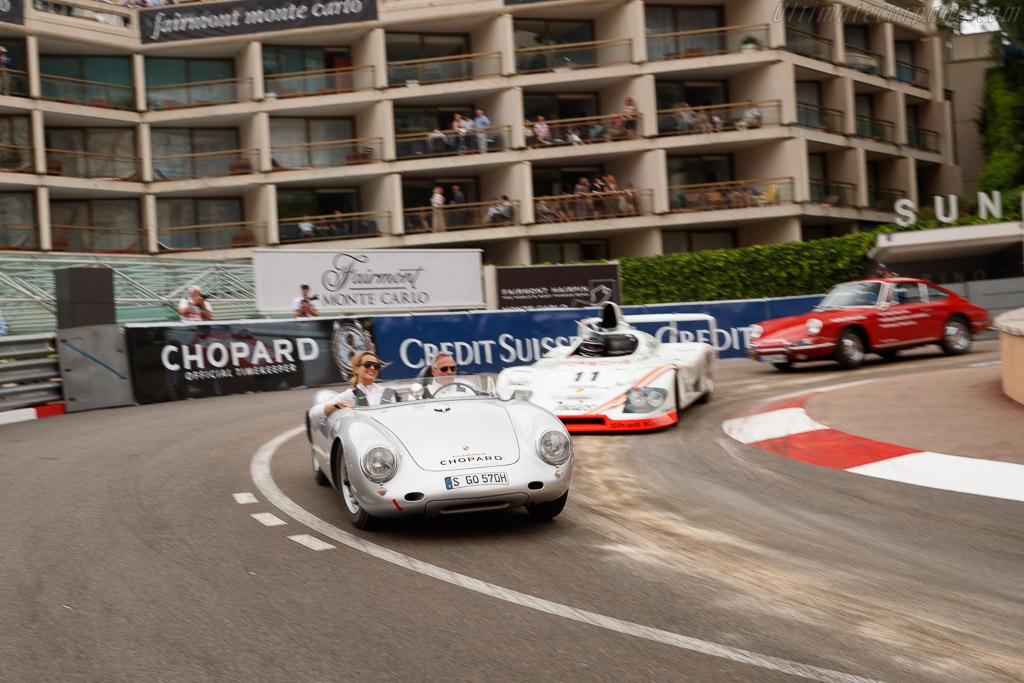 Porsche 550A RS Spyder - Chassis: 550A-0115   - 2018 Monaco Historic Grand Prix