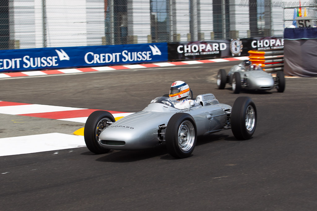 Porsche 804 F1 - Chassis: 804-01 - Driver: Derek Bell  - 2018 Monaco Historic Grand Prix