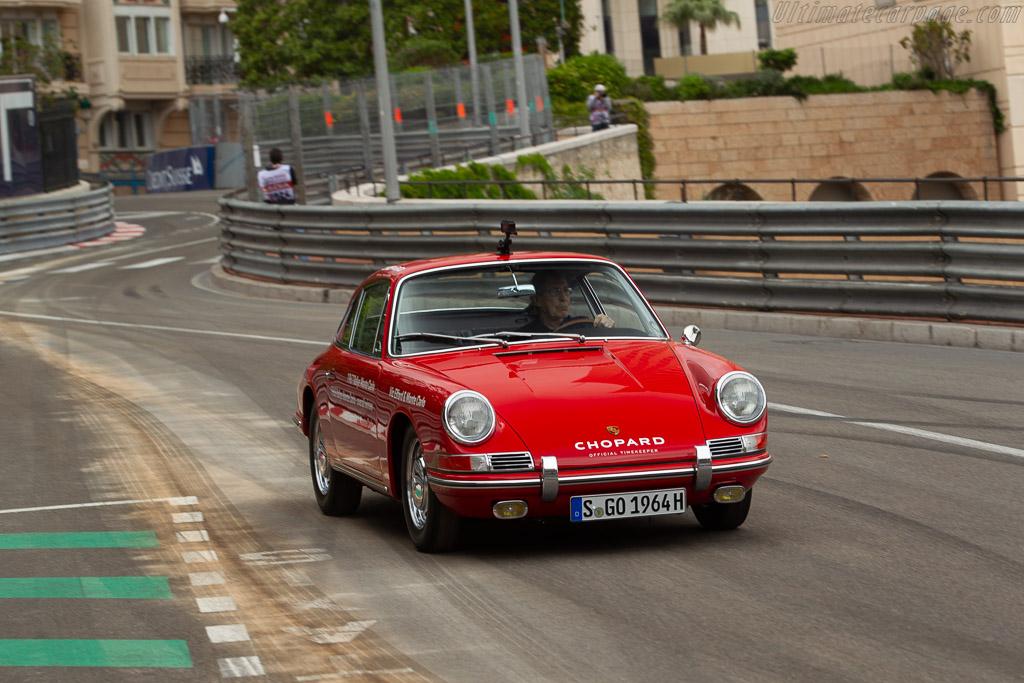 Porsche 911  - Driver: Vic Elford  - 2018 Monaco Historic Grand Prix