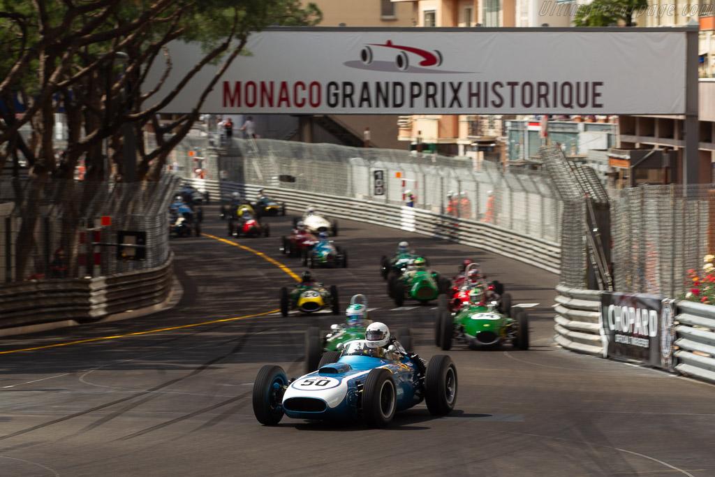 Scarab F1 - Chassis: 003 - Driver: Julian Bronson  - 2018 Monaco Historic Grand Prix