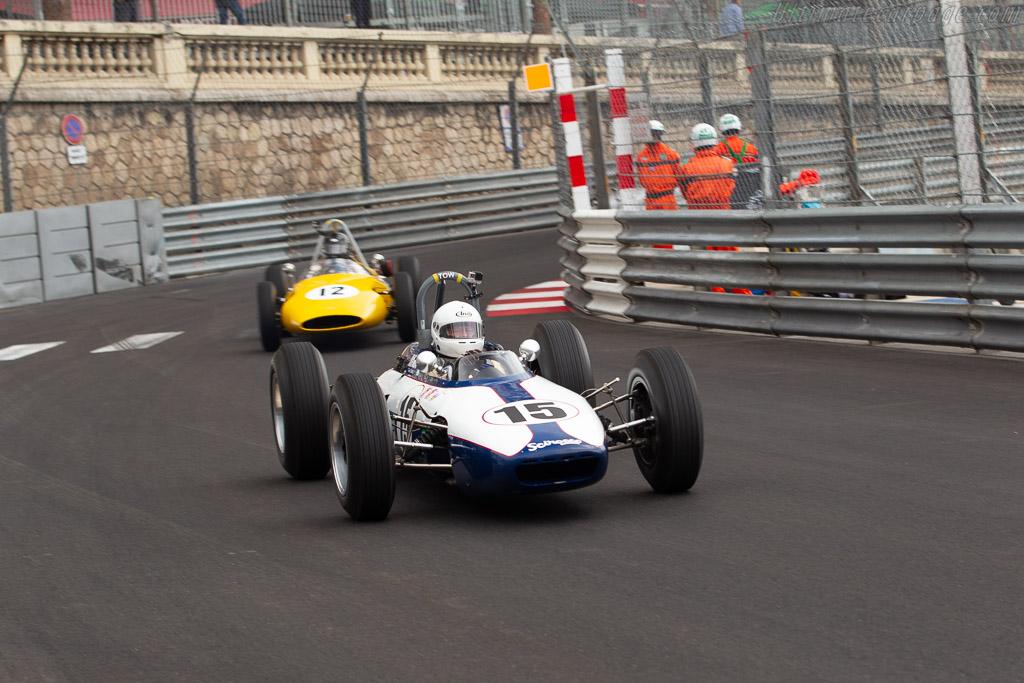Scirocco BRM - Chassis: SP-1-63 - Driver: Paul Woolley  - 2018 Monaco Historic Grand Prix