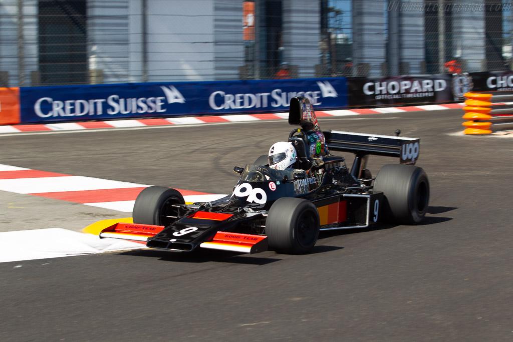 Shadow DN5 - Chassis: DN5-2A - Driver: Martin Lauber  - 2018 Monaco Historic Grand Prix