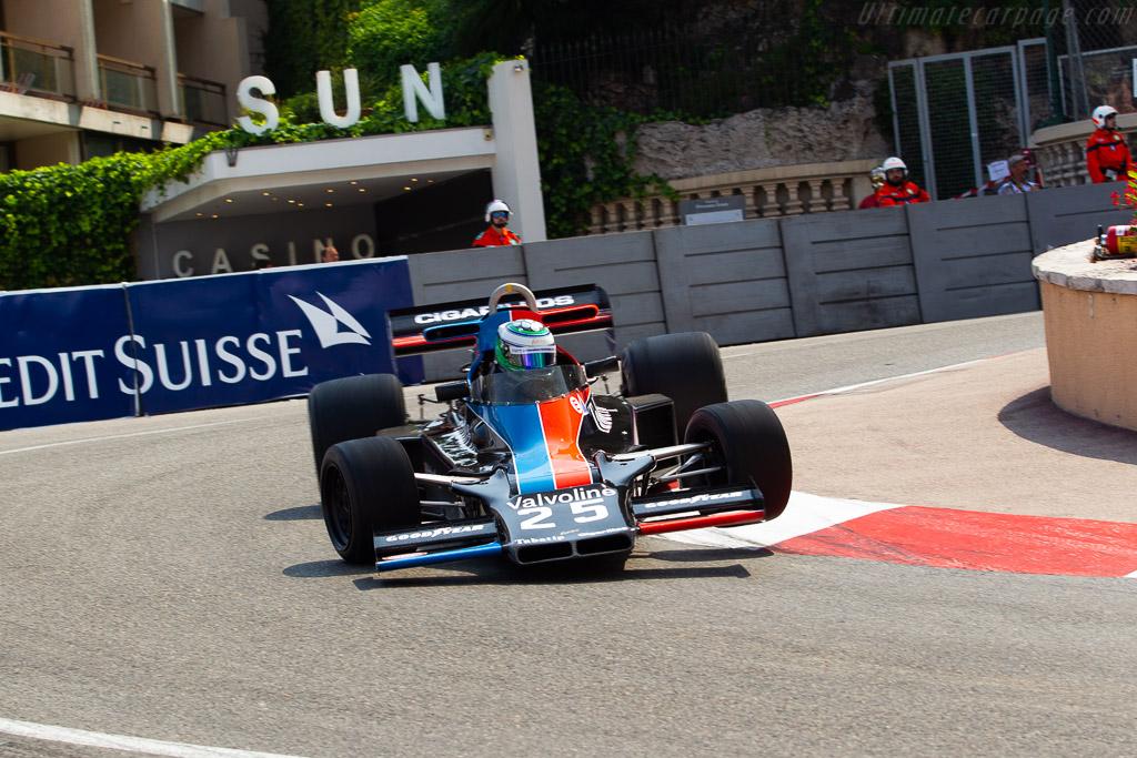 Shadow DN5B - Chassis: DN5-5B - Driver: Nick Padmore  - 2018 Monaco Historic Grand Prix
