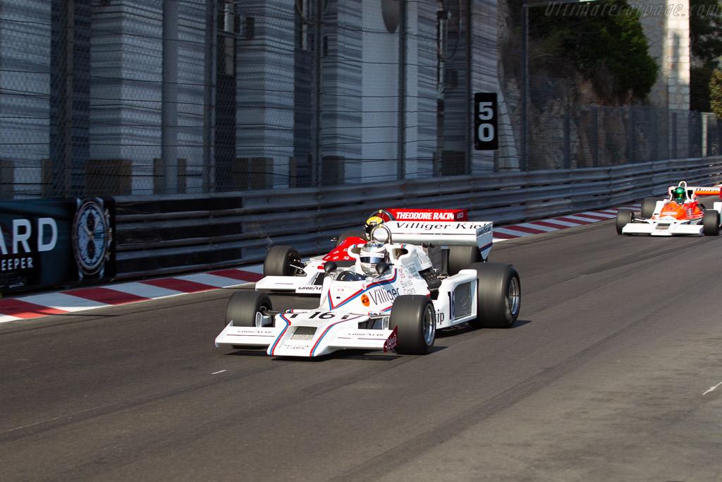 Shadow DN8 - Chassis: DN8-3A - Entrant: GP Extreme - Driver: Pierre-Brice Mena  - 2018 Monaco Historic Grand Prix
