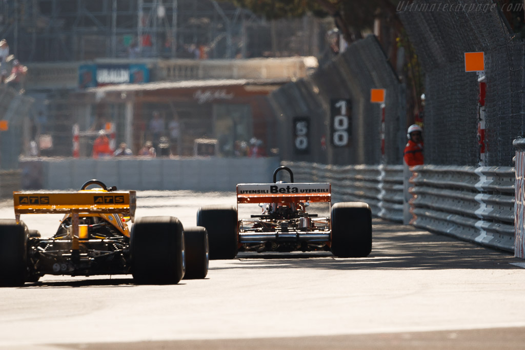 Surtees TS20 - Chassis: TS20-01 - Driver: Alexander Furiani  - 2018 Monaco Historic Grand Prix