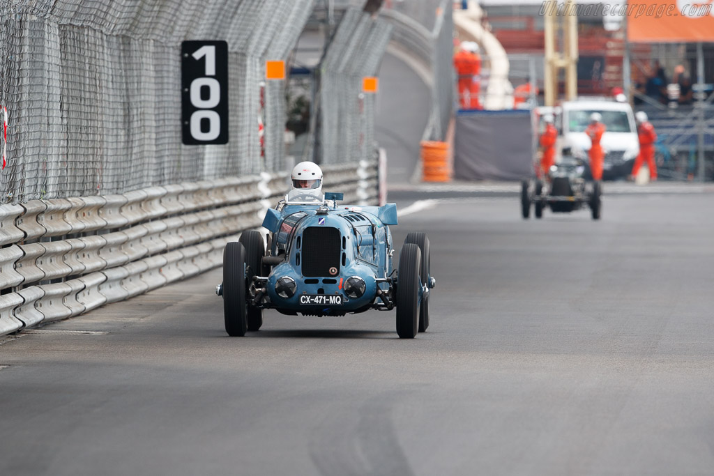 Talbot Lago T150C - Chassis: 82933 - Driver: Till Bechtolsheimer  - 2018 Monaco Historic Grand Prix