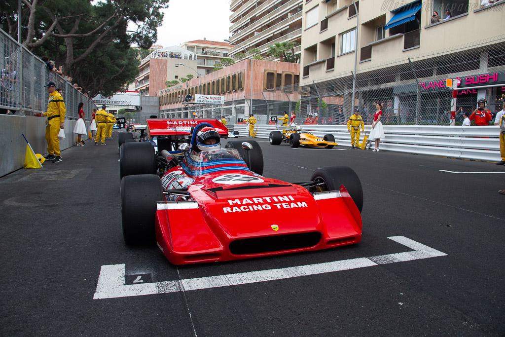 Tecno PA123 - Chassis: PA123-3 - Driver: Manfredo Rossi di Montelera  - 2018 Monaco Historic Grand Prix