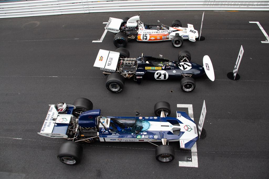 The Winners    - 2018 Monaco Historic Grand Prix