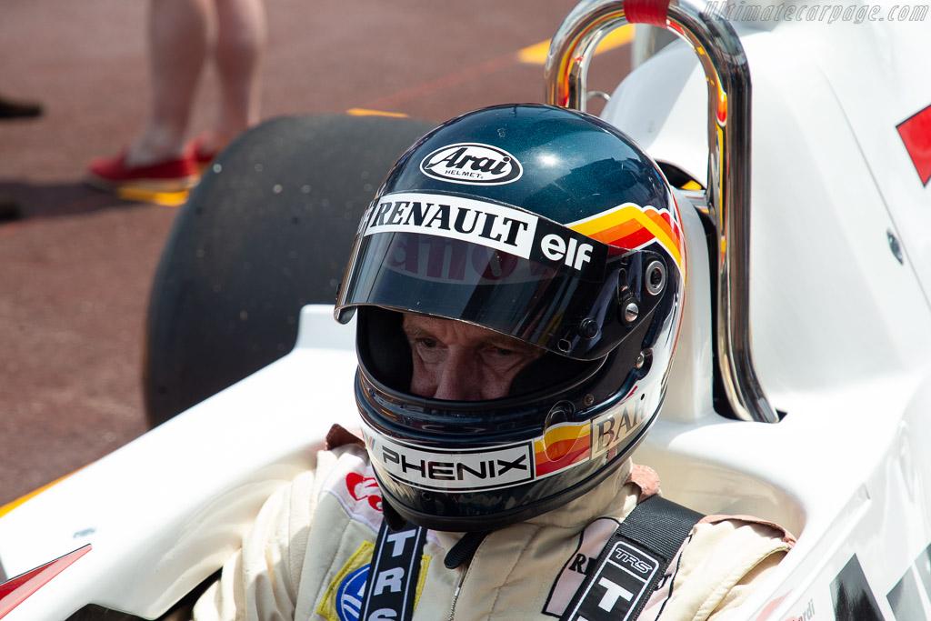 Thierry Boutsen    - 2018 Monaco Historic Grand Prix