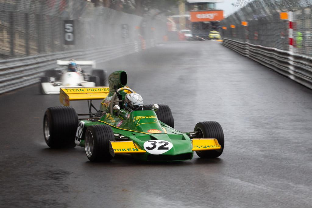 Token RJ02 - Chassis: RJ02/1 - Entrant: GP Extreme - Driver: Axcil Jefferies  - 2018 Monaco Historic Grand Prix