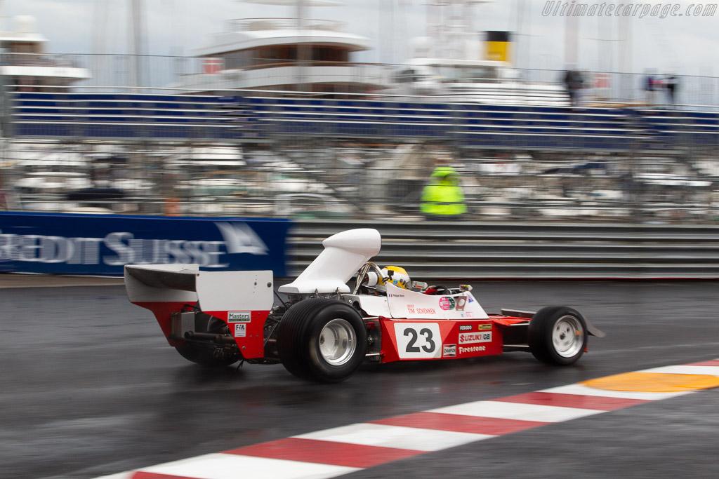 Trojan T103 - Chassis: T103/1 - Driver: Philippe Bonny  - 2018 Monaco Historic Grand Prix