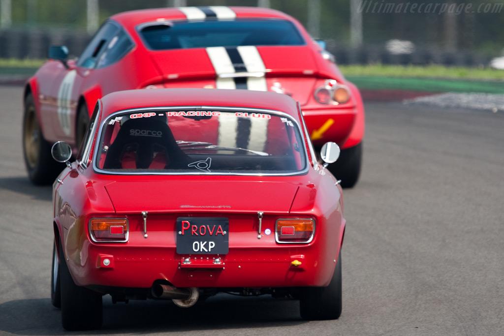 Alfa Romeo Giulia GTA    - 2009 Modena Trackdays