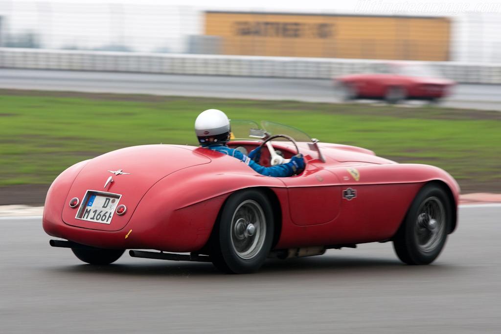 Ferrari 166 MM - Chassis: 0052M   - 2009 Modena Trackdays