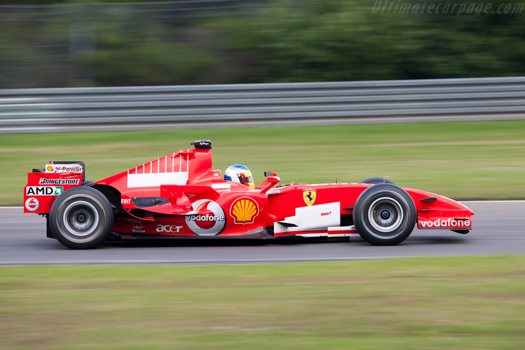 Ferrari 248 F1    - 2009 Modena Trackdays