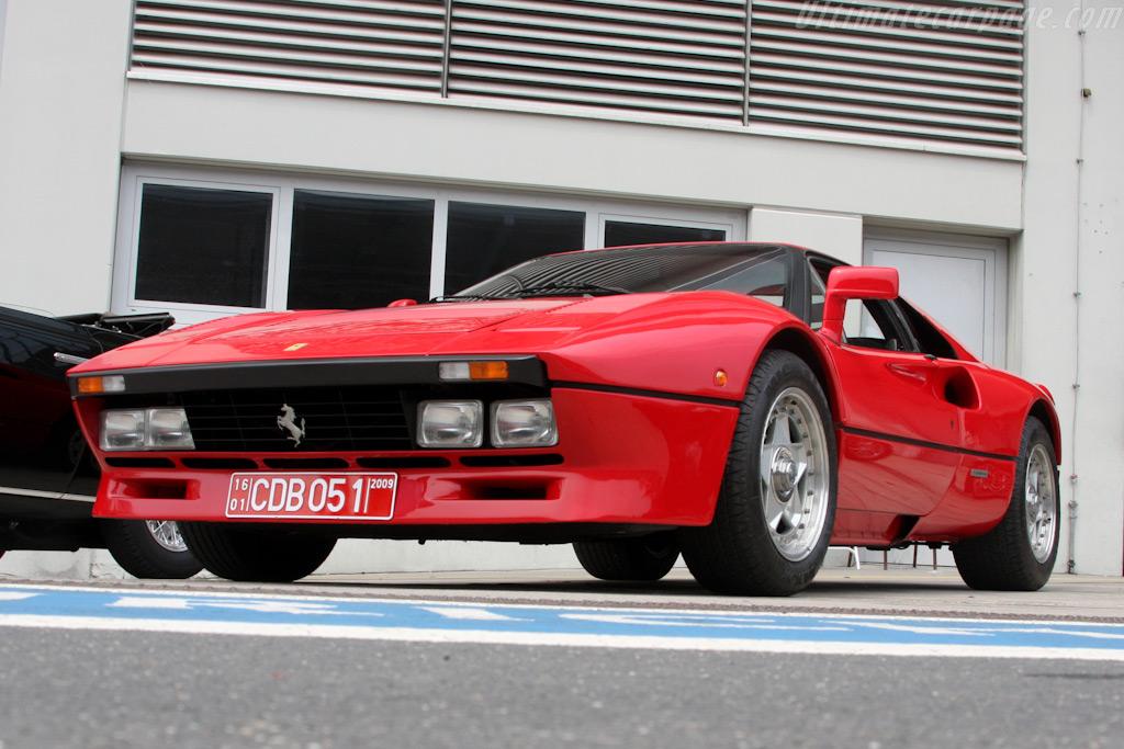 Ferrari 288 GTO - Chassis: 56339   - 2009 Modena Trackdays