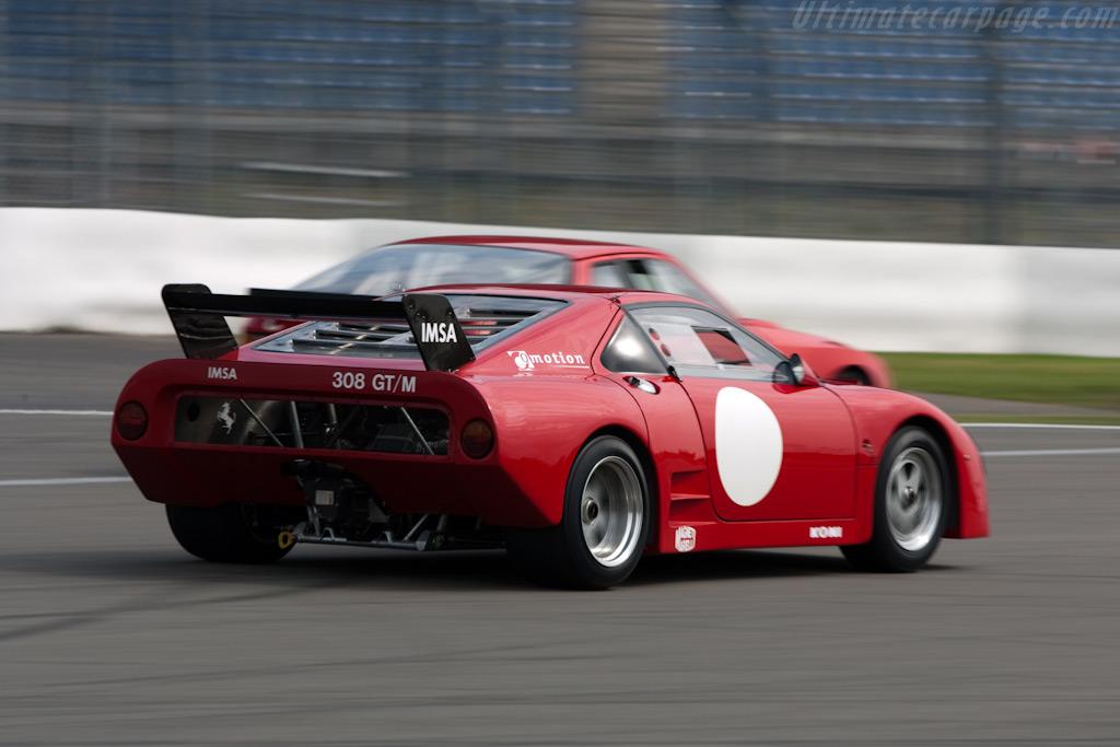Ferrari 308 GT/M - Chassis: 003   - 2009 Modena Trackdays