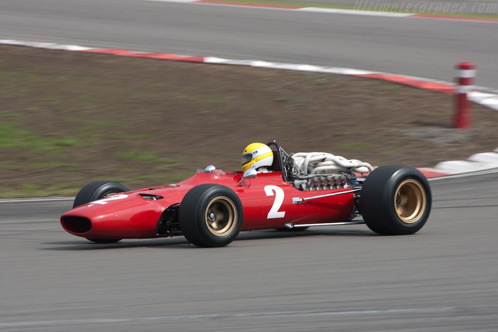 Ferrari 312 F1 - Chassis: 0007   - 2009 Modena Trackdays