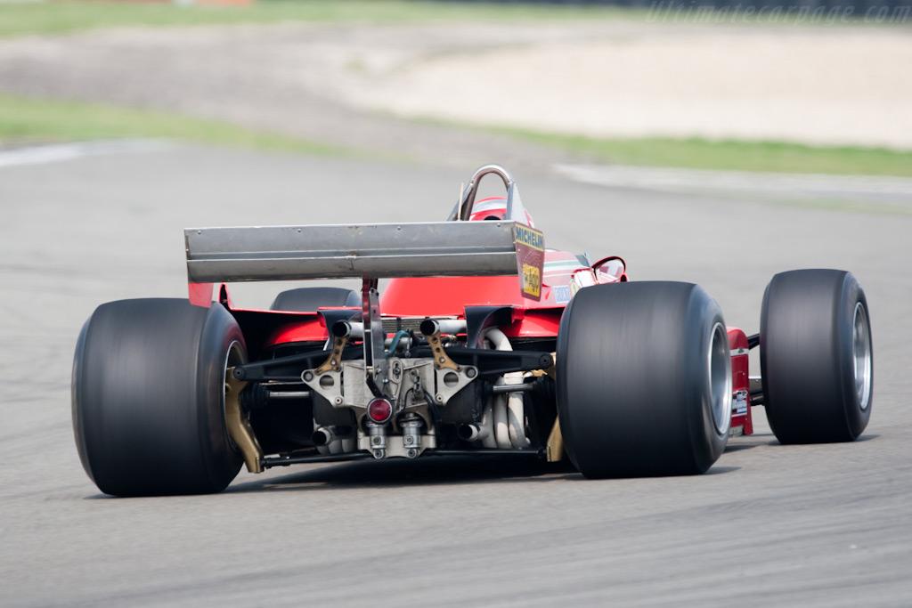 Ferrari 312 T4 - Chassis: 038   - 2009 Modena Trackdays