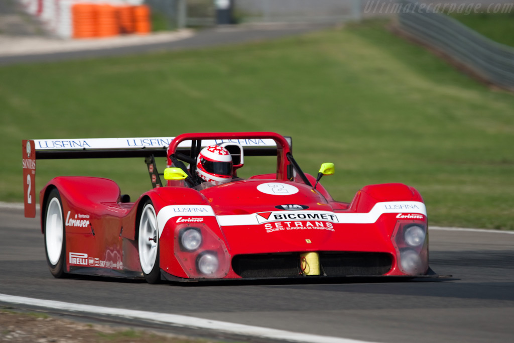 Ferrari 333 SP - Chassis: 029   - 2009 Modena Trackdays
