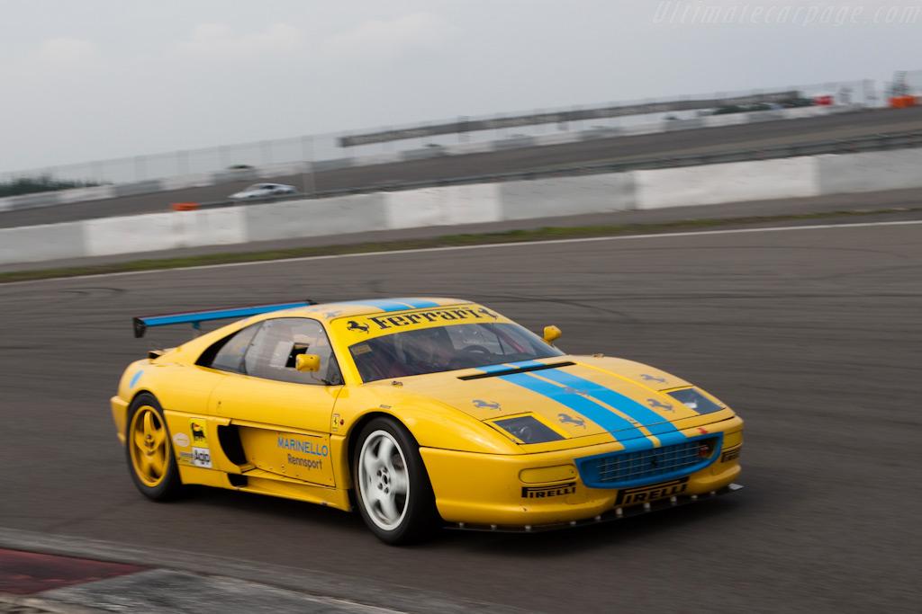 Ferrari 348 Challenge    - 2009 Modena Trackdays