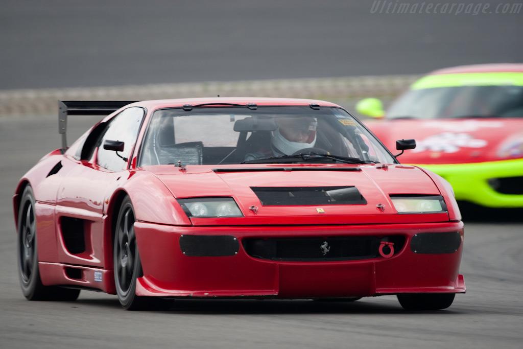 Ferrari 355 Competizione    - 2009 Modena Trackdays