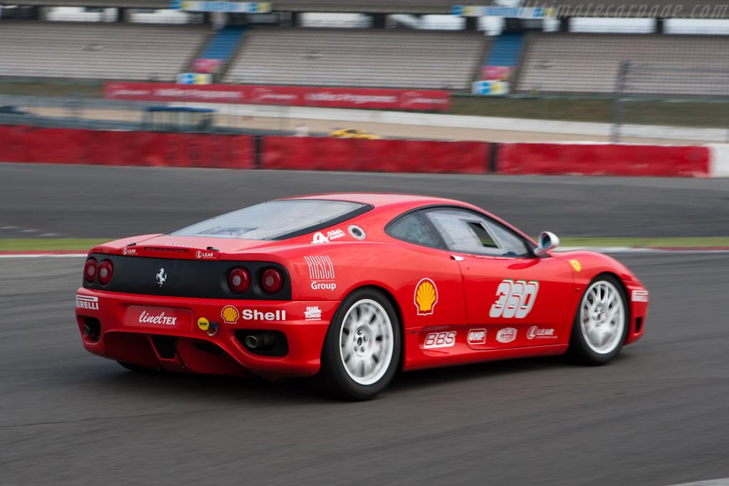 Ferrari 360 Challenge    - 2009 Modena Trackdays